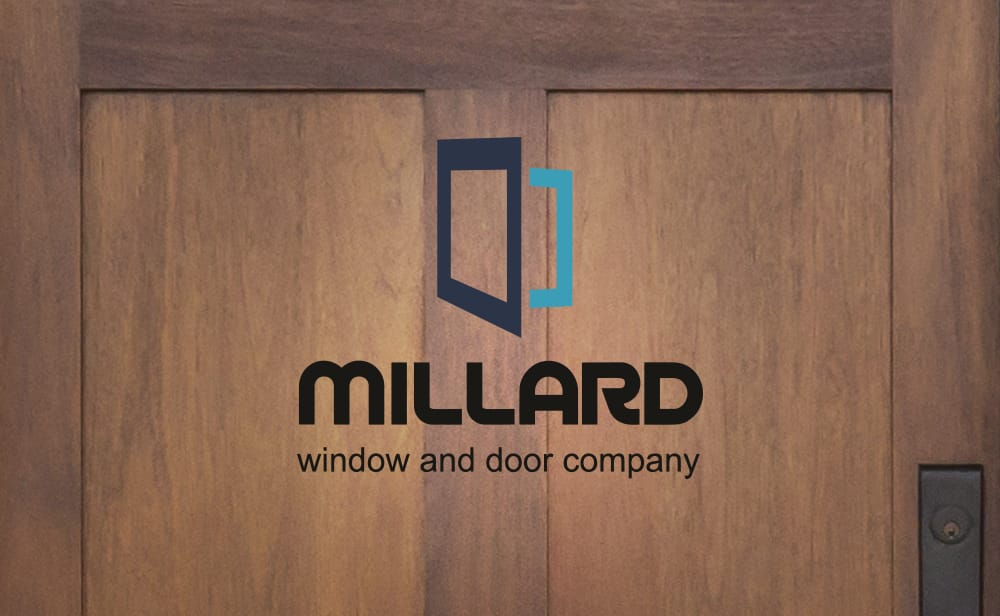 Millard Window and Door logo