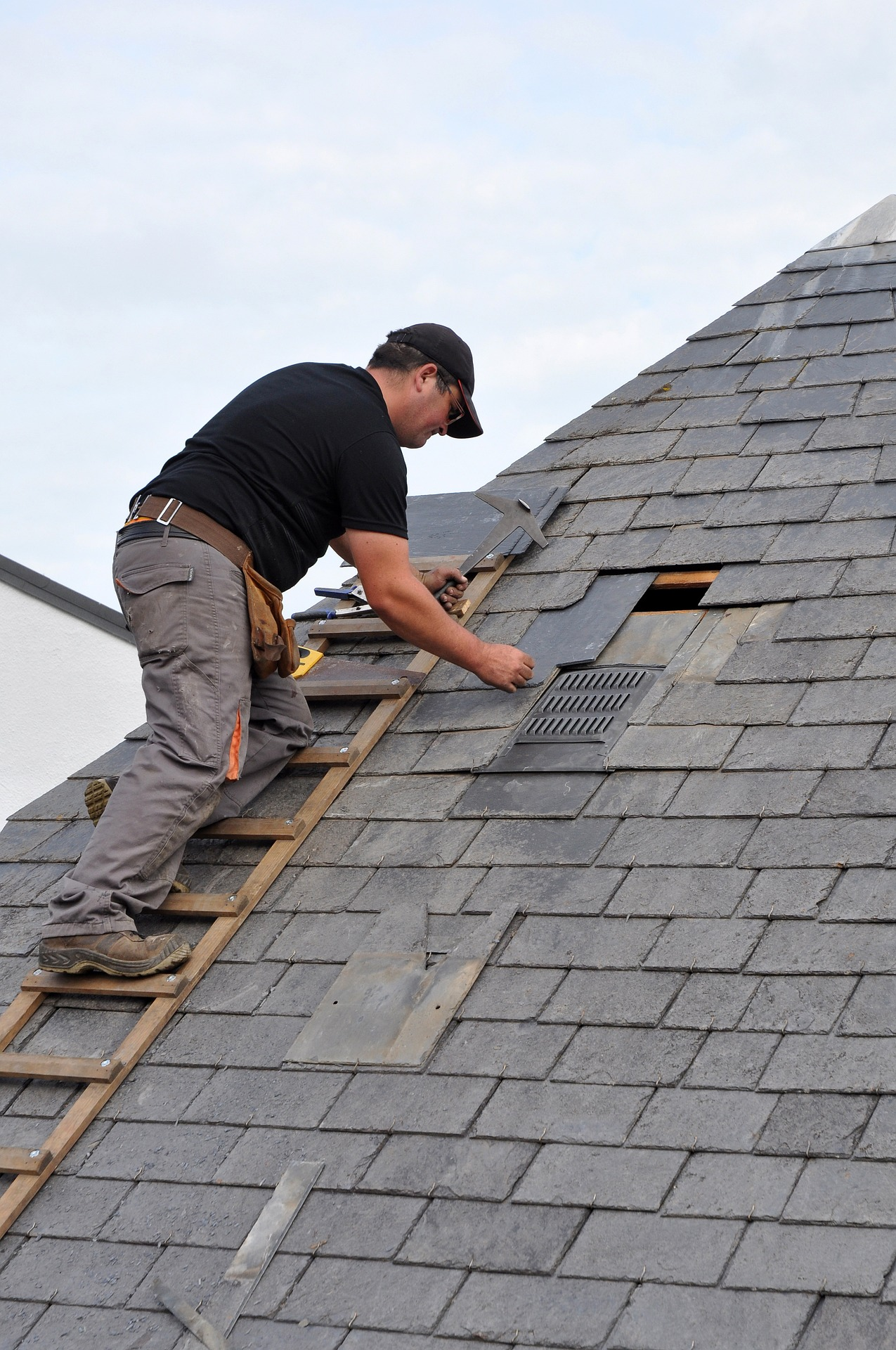 Slate Roofing Installation And Replacements Millard Roofing